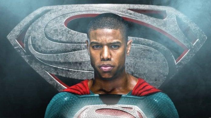 Superman Michael B Jordan Calvin Ellis