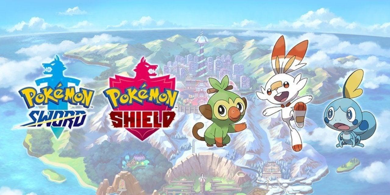 Pokemon Sword Shield Screenshots Show Off Big Upgrade To Graphics