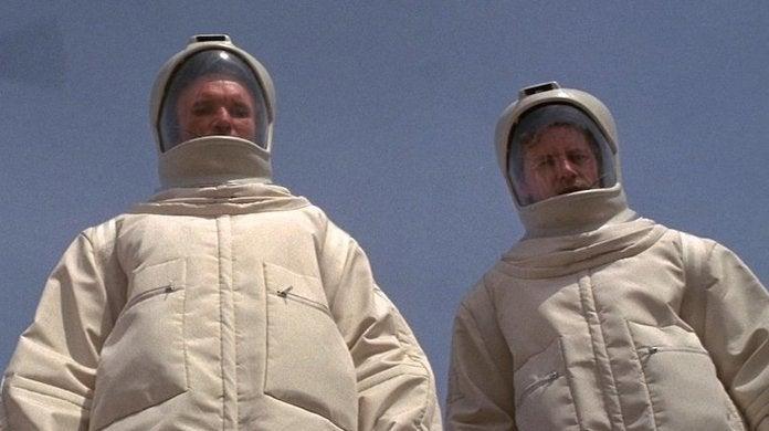 the andromeda strain movie 1971
