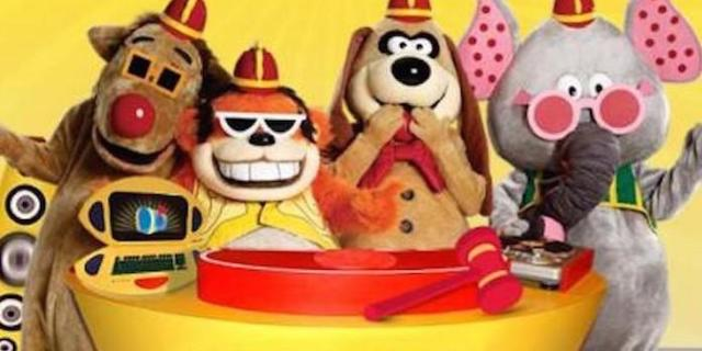 There's a new Banana Splits Movie based on the 1968 Hanna-Barbera kids series....somehow it's rated R and ventures into horror