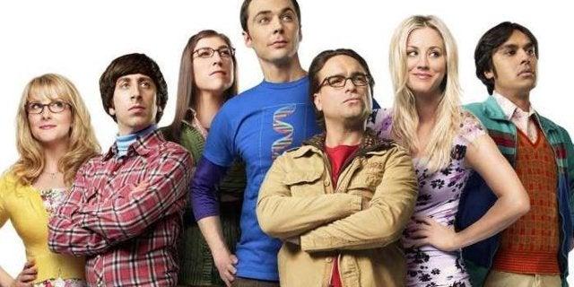 the big bang theory cast group