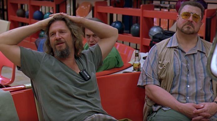 The Big Lebowski The Dude Jeff Bridges