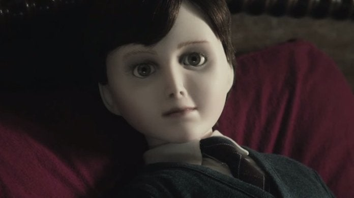 the boy movie 2016 doll