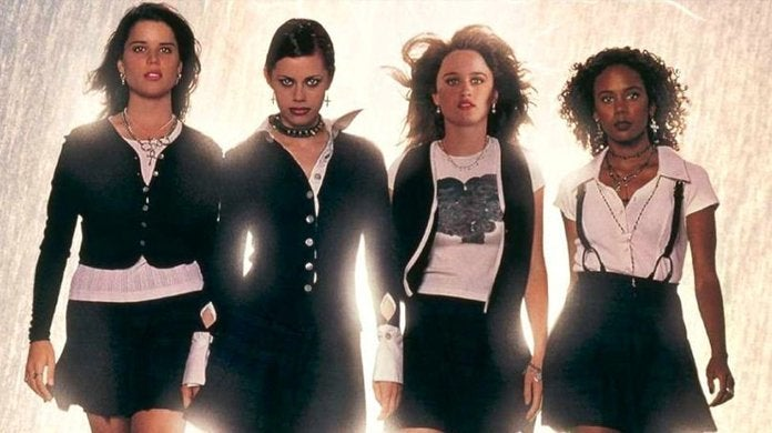 the craft movie blu ray 1996