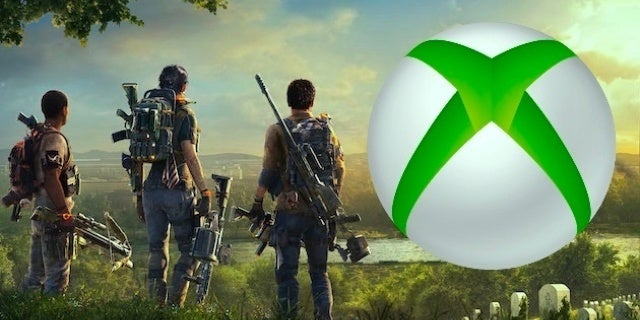 the division 2 xbox