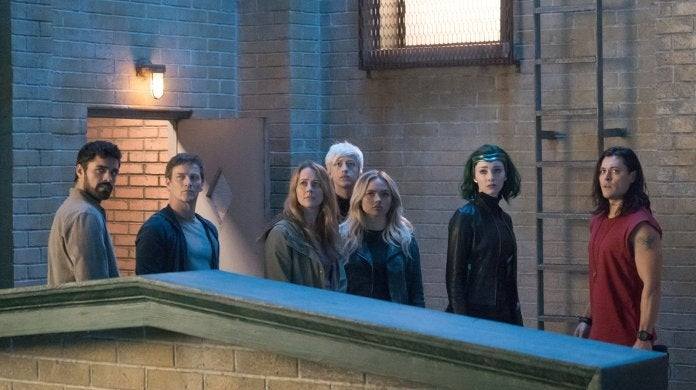 The Gifted Cameo