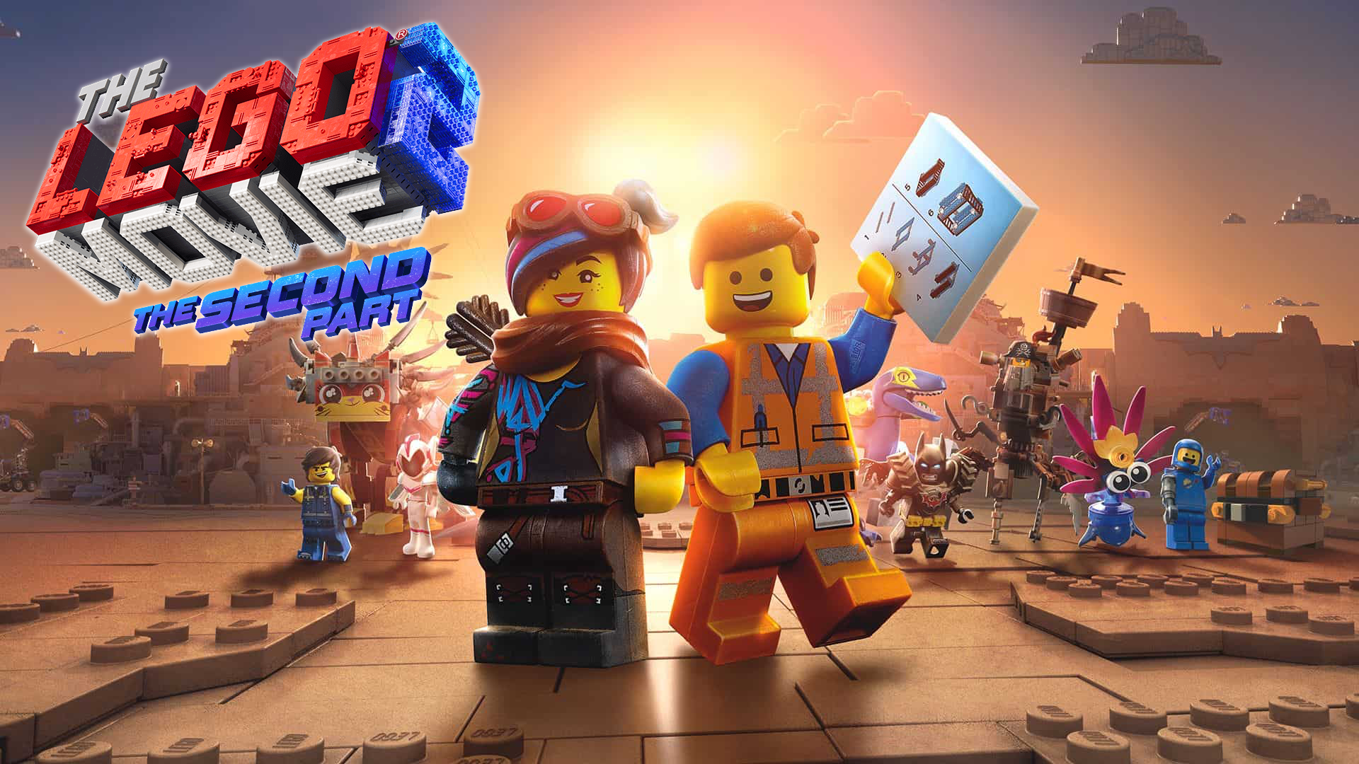 The LEGO Movie 2: The Second Part - MOVIE REVIEW screen capture