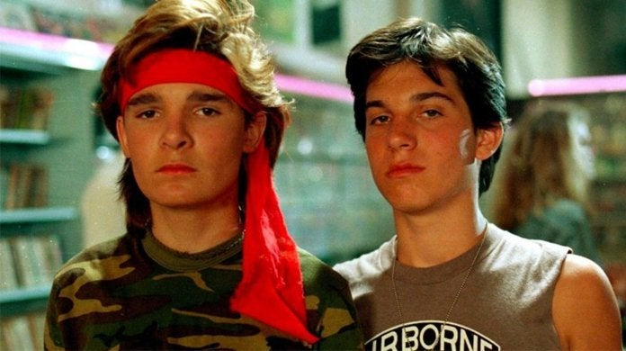 the lost boys movie frog brothers corey feldman