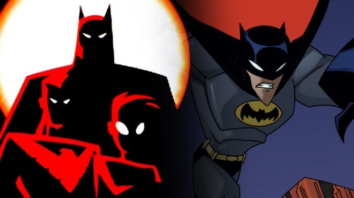 the new batman adventures the batman dc universe streaming