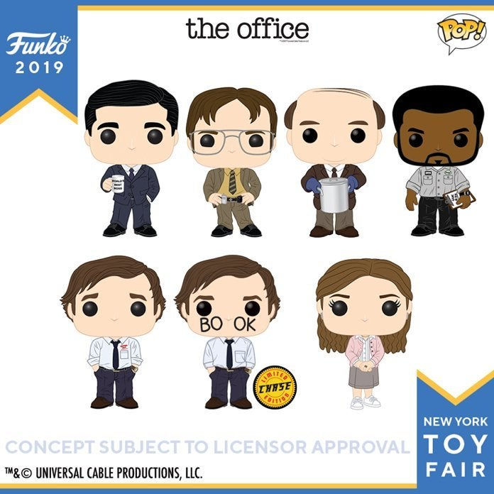 Image result for the office funko
