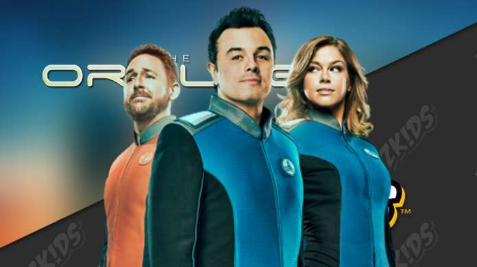 The Orville HeroClix