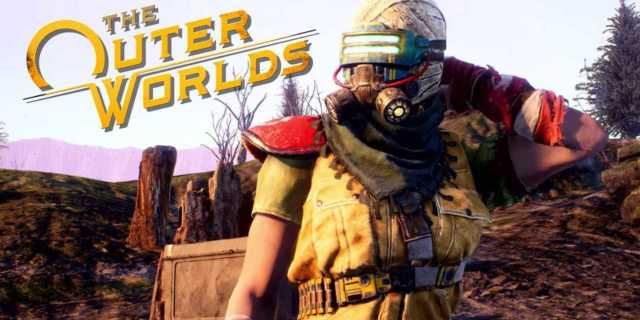 The Outer Worlds Obsidian Entertainment Microsoft