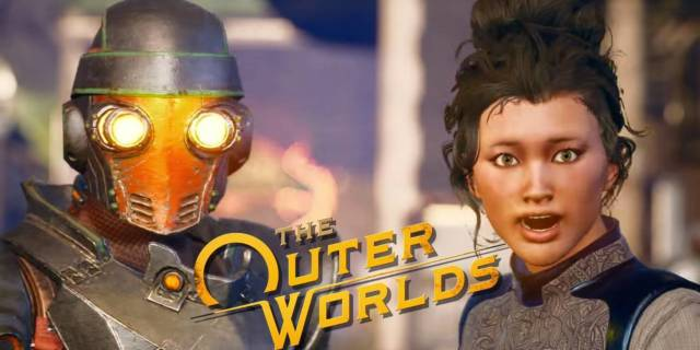 The Outer Worlds RPG Obsidian Entertainment