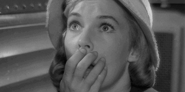 the twilight zone mirror image episode