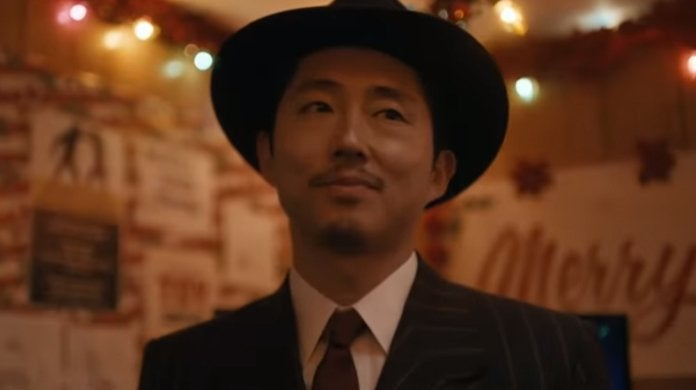the twilight zone reboot steven yeun