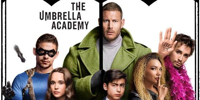The Umbrella Academy - VIDEO REVIEW screen capture