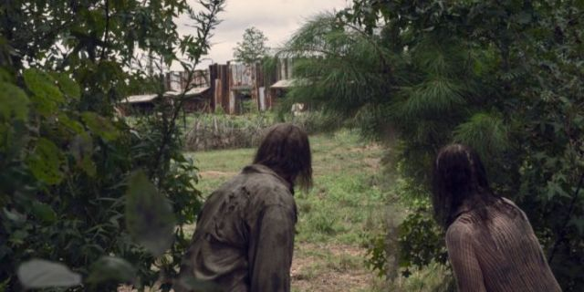 The Walking Dead 910