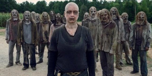 The Walking Dead 910 Alpha