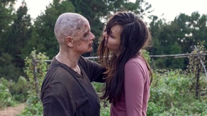 The Walking Dead 912 Bounty Alpha Lydia