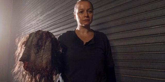 The Walking Dead Alpha Samantha Morton 910
