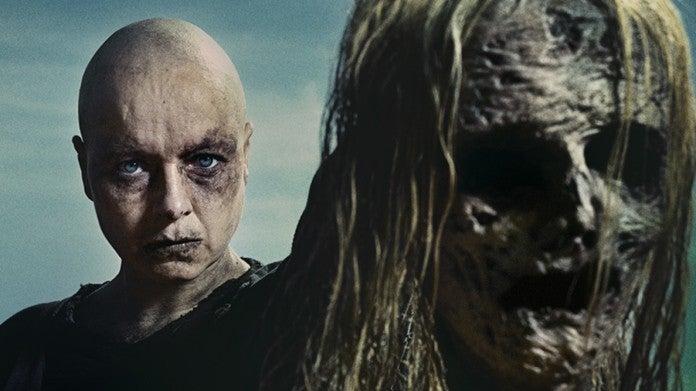 The Walking Dead Alpha Whisperers Samantha Morton