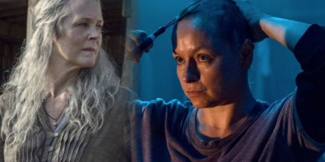 The Walking Dead Carol Alpha