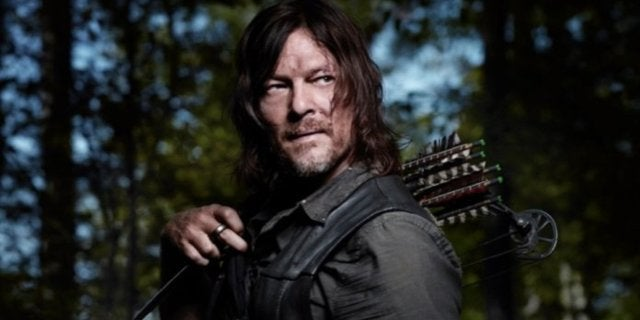 The Walking Dead Daryl