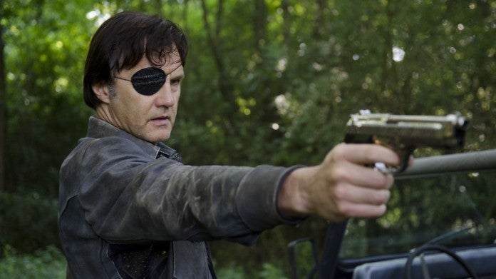 The Walking Dead Governor David Morrissey
