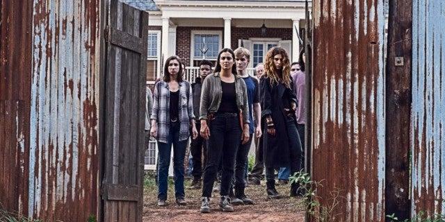The Walking Dead Hilltop