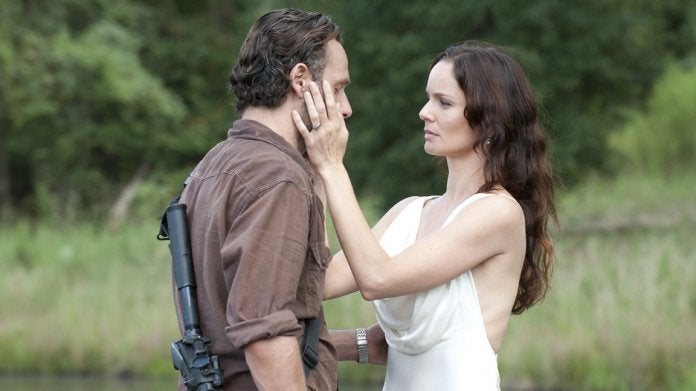 The Walking Dead Lori Grimes Sarah Wayne Callies