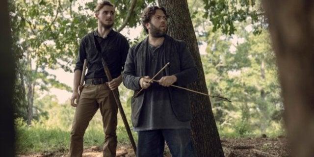 The Walking Dead Luke Alden
