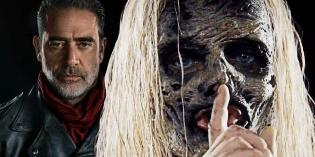 The Walking Dead Negan Alpha comicbookcom