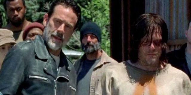 The Walking Dead Negan Daryl Reedus Morgan