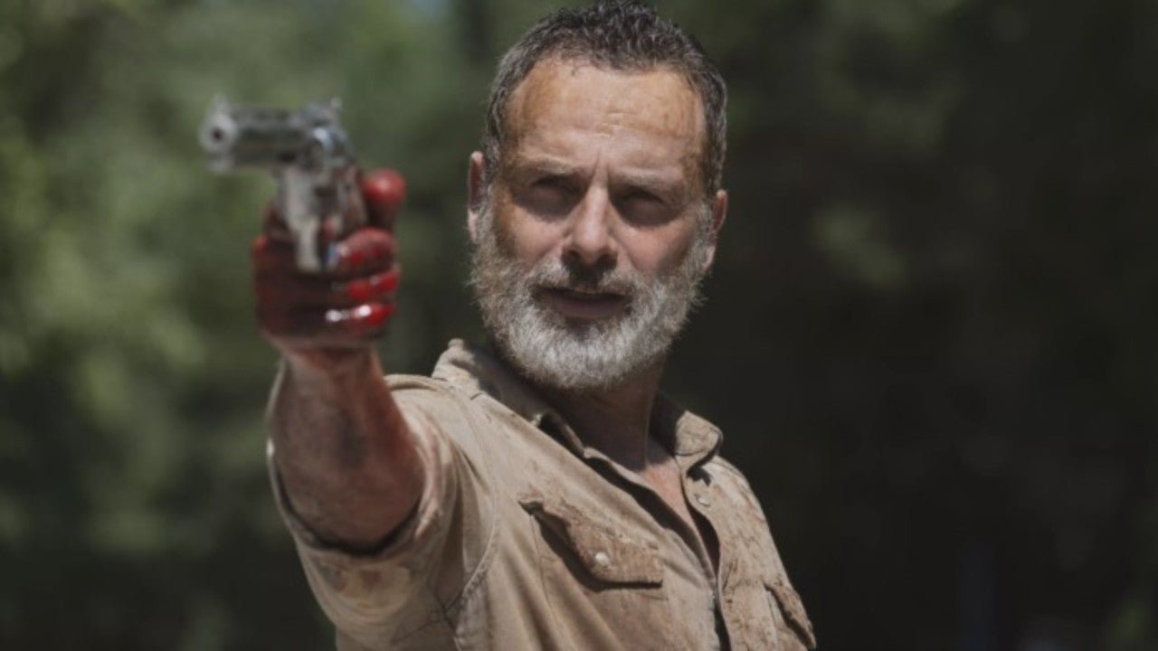Andrew Lincoln Spotted on Movie Set, The Walking Dead Fans Go Crazy