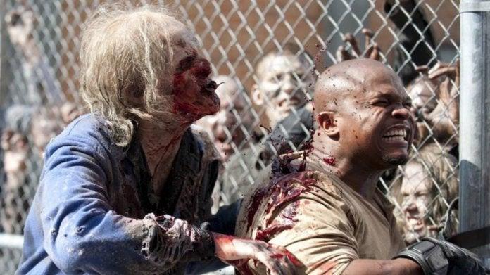 The Walking Dead T-Dog