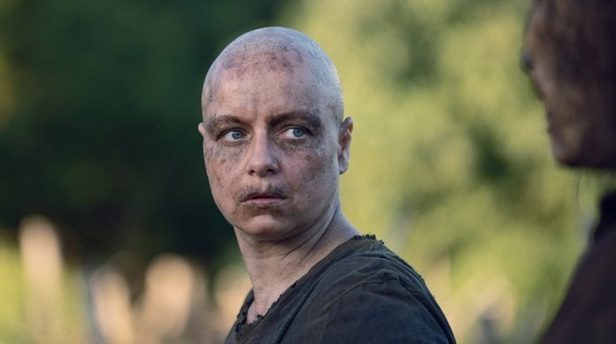 The Walking Dead Whisperers Alpha