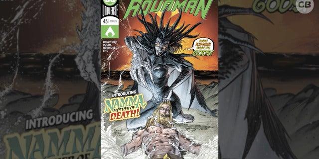This Week in Comics: Aquaman #45 screen capture