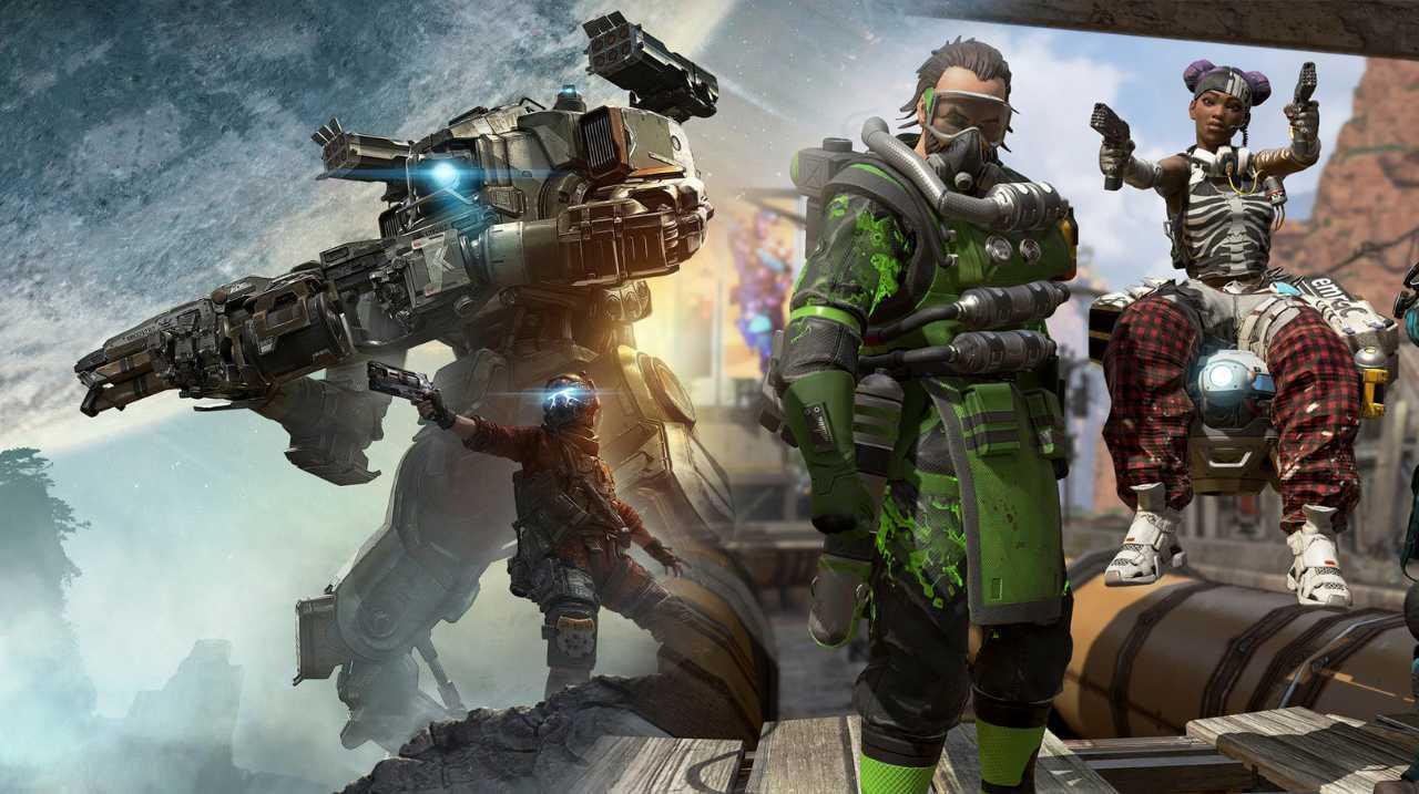 Titanfall 3 Apex Legends Respawn Entertainment