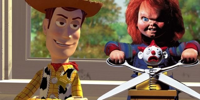 'Toy Story' Meets 'Child's Play' in This Hilarious Mash-up Trailer
