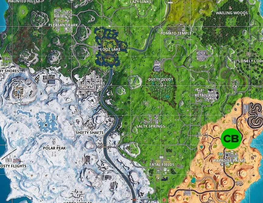 now for the next stage - fortnite the prisoner stages unlock
