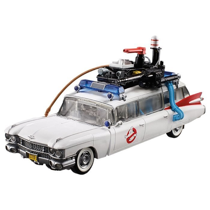transformers generations ghostbusters ecto-1