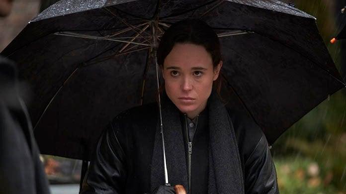 umbrella academy vanya ellen page