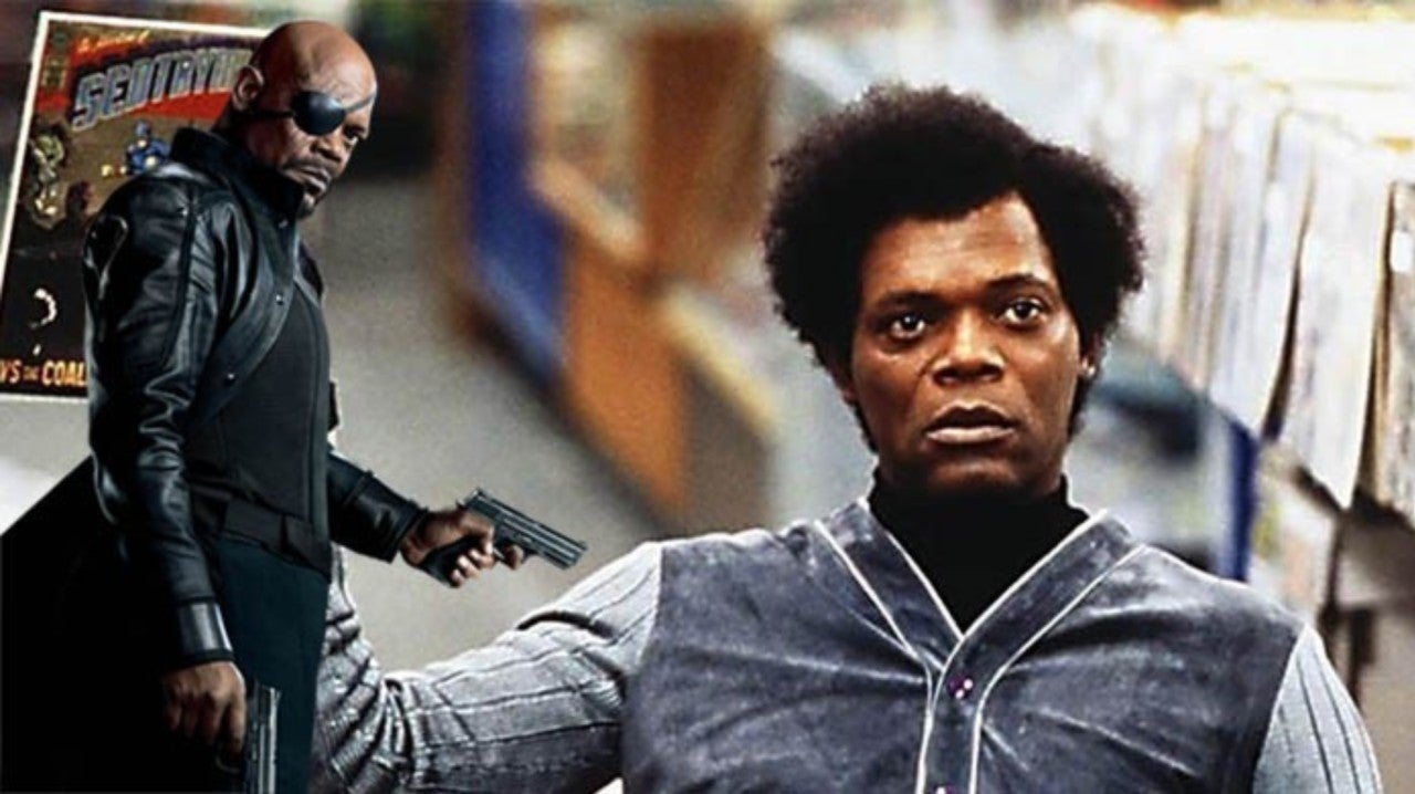 Unbreakable' Predicted Marvel Casting Samuel L  Jackson as Nick Fury