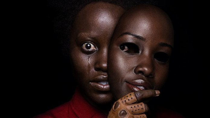 Us  Movie Poster (2019) Lupita Nyongo