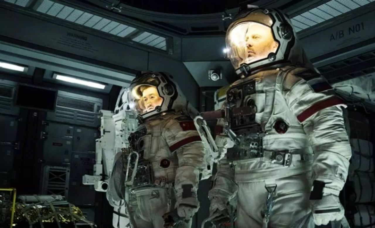 Netflix Surprise Releases Sci-Fi Blockbuster The Wandering Earth