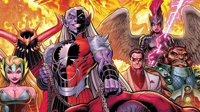 war of the realms issue 4 cover header