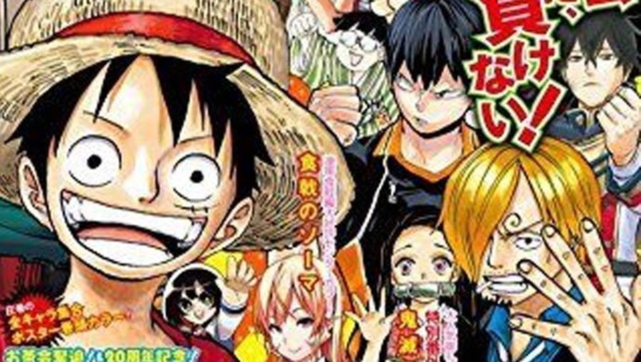 Weekly Shonen Jump Editor Talks Manga S Piracy Problem