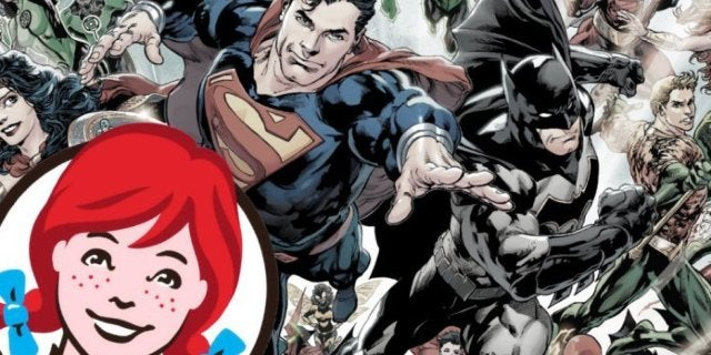 DC Comics Get Revenge on Wendy's Their Way