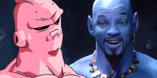 will smith majin buu