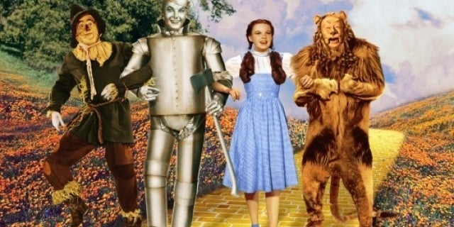 'Wizard of Oz' TV Series in the Works